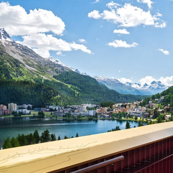 Summer in the Engadin