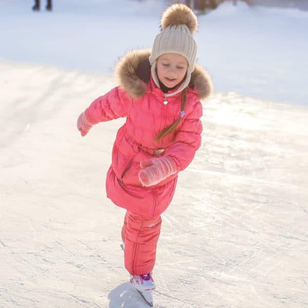 Schlittschuhlaufen für Kinder