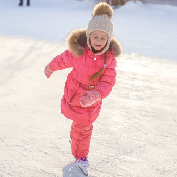 Kids' Skating