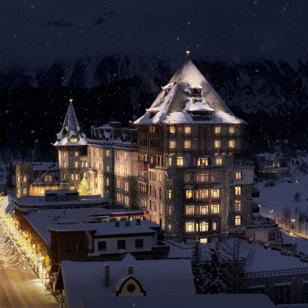 One Hotel, Five Generations of Innovation