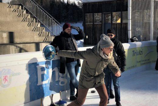 Icestock Sport