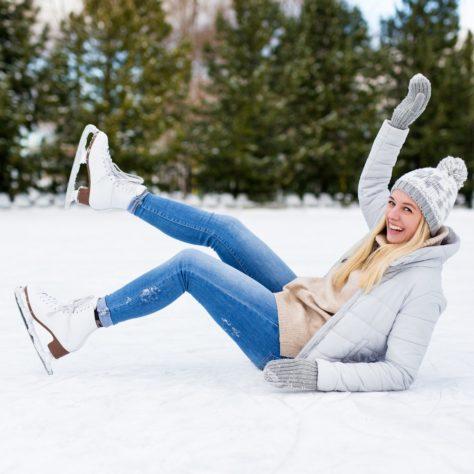 BPH Ice Skater