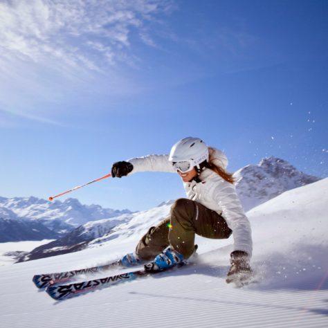 BPH Skifahrer