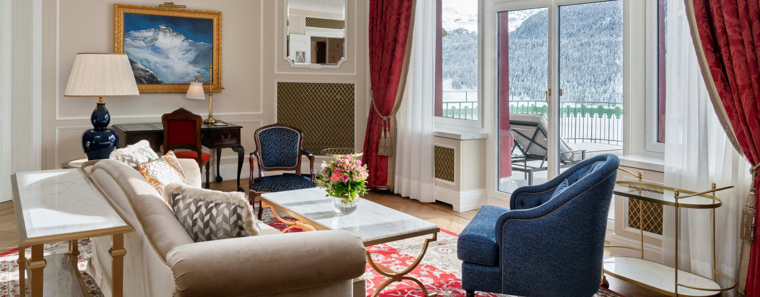 Two-Bedroom Suite St. Moritz